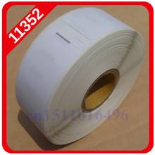 2014 Sale 36 X Rolls Dymo Compatible Labels 11352 1352 Return Address for Seiko Slp Etiketten Labelwriter 450 Turbo 54mm 25mm