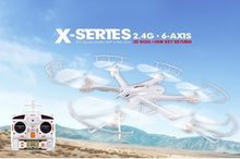 Free Shipping! MJX X600 Drone 2.4G 6 Axis 3D Roll RC quadcopter drone&C4002 camera