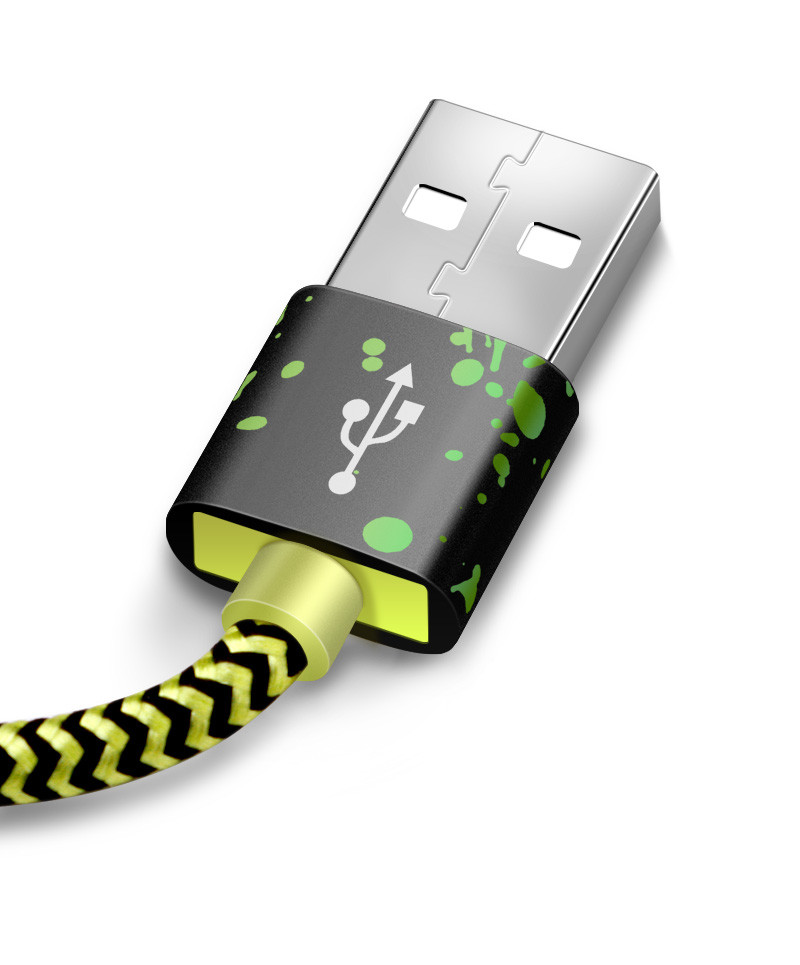 Millionwell 2016 new fashion design 0.2m short usb type-c cable