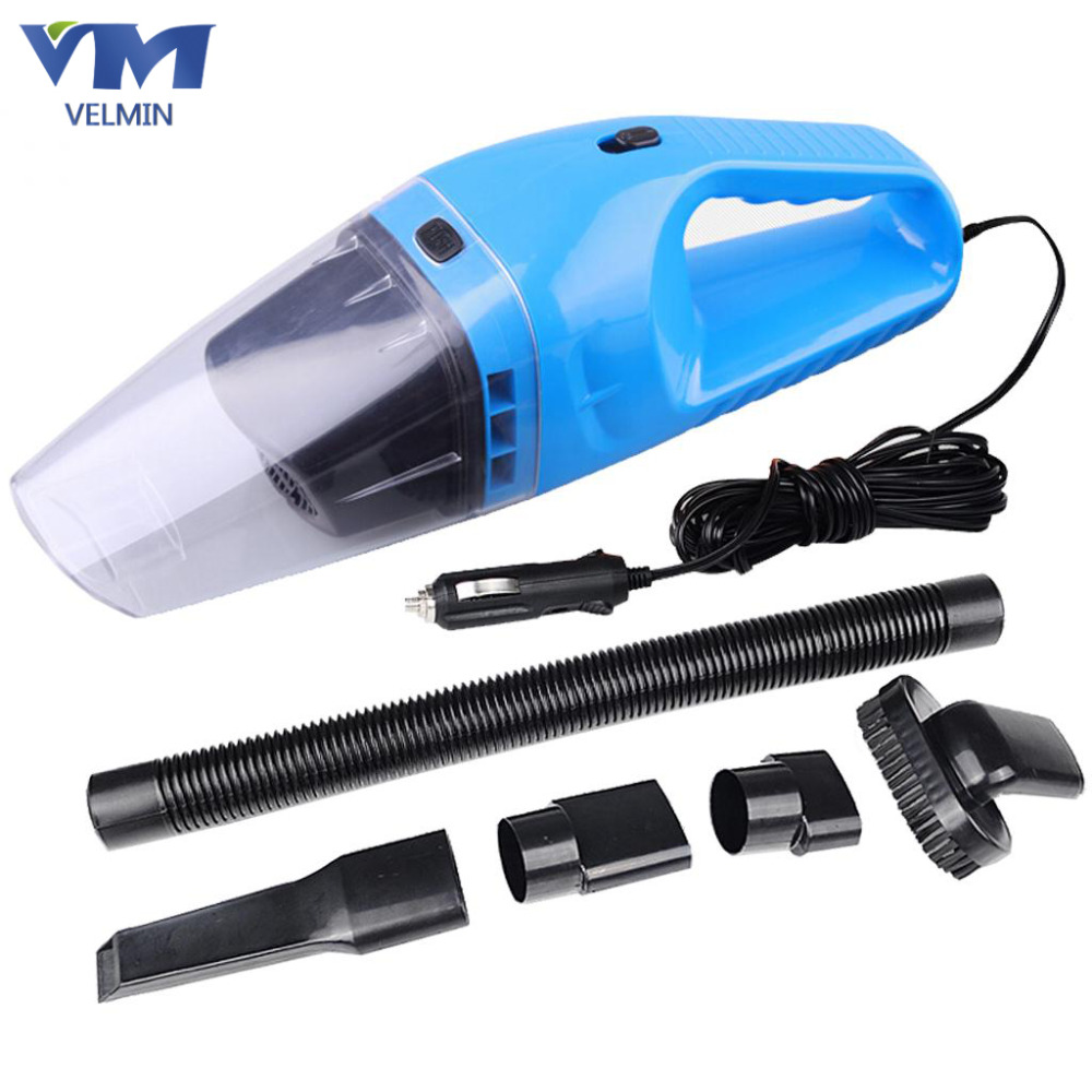 Car Accessories Super Suction Portable Car Vacuum Cleaner Wet And Dry Dual Use With Power 120W 12V 5 Meters Cable(China (Mainland))
