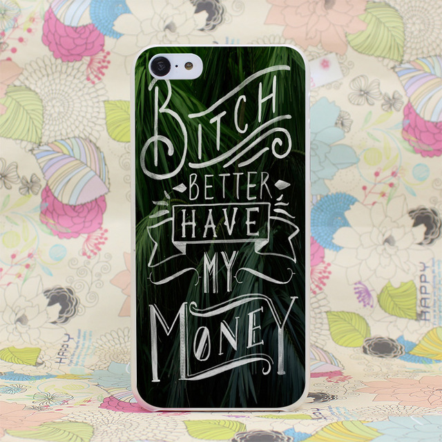 Case iPhone 4 4s 5 5s SE 5C 6 6s Plus Rihanna BBHMM