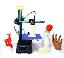 New Vesion Portable Mini Laser DIY Impresora 3D Printer Kit with Engraving Function free shipping