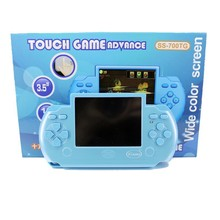 3.5 Inch Touch Screen Portable Game Console Handheld game player 30PCS/LOT DHL Free shipping