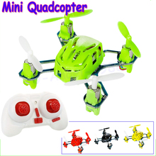 Buy Wholesale 1pcs 100% Original Hubsan Q4 H111 Quadrocopter 4CH 6-axis Gyro 2.4GHz RC Quadcopter RTF UFO Mini Drone LED Light for $19.42 in AliExpress store
