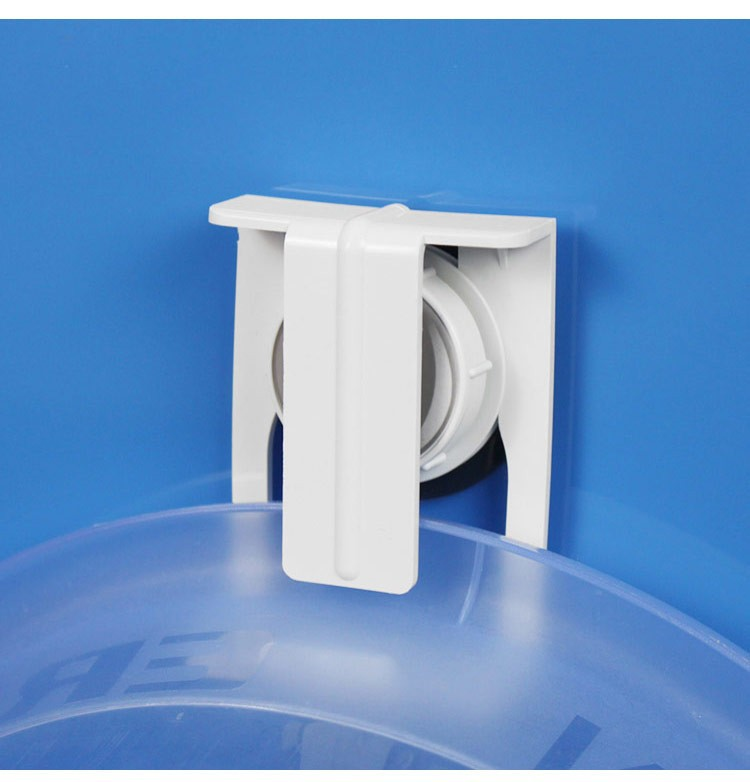 Korea DeHUB Suction Wall Waterproof Tub Basin Hook Hanger Clip Baby Basin Washbasin Holder Children Bath Bracket No Trace Sucker
