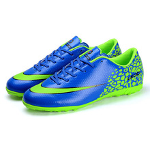 Men Soccer Cleats Turf Football Soccer Shoes Hard Court Outdoor Sneakers Trainers Adults size 39-44 8462R
