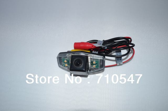 Free shipping Water proof  Cmos car reverse camera back up camera for 2012 Civic with packing line night vison