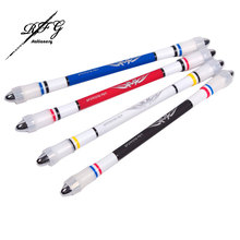 Pens HOT Non Slip Coated Spinning Pen Champion Spinning Rolling Pen Ball Point Refill Matting Pen Finger Playing