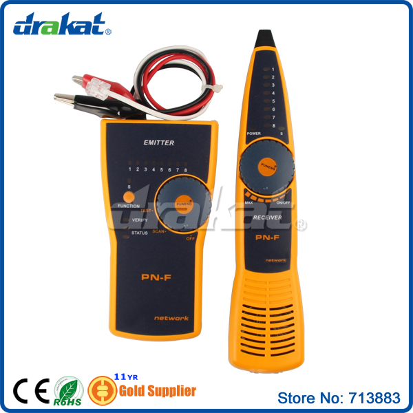Network Lan Cable Tester Wire Tracker(China (Mainland))