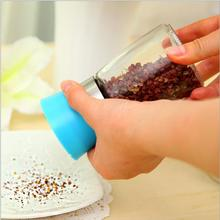 Hight quality spice tool to grind all kind of spices the creative cooking tool for household glass kitchen gadgets free shipping(China (Mainland))