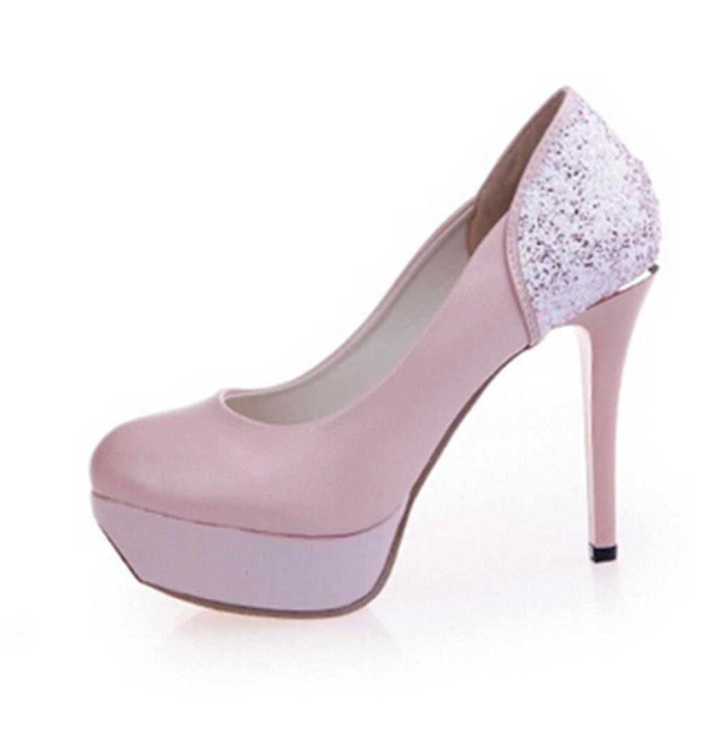 Pink Sexy Heels