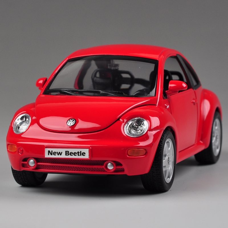 Alloy car model volkswagen new beetle the wyly mini girls(China (Mainland))