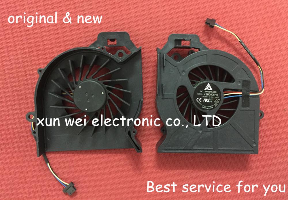 Brand New DELTA KSB0505HB AJ77 For HP Pavilion DV6 DV6-6000 DV6-6050 DV6-6100 DV7 DV7-6000 CPU Cooler Fan +  FREE SHIPPING<br><br>Aliexpress