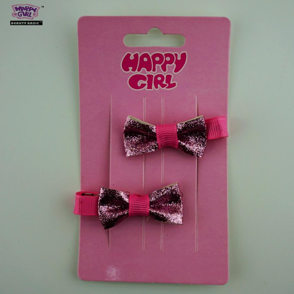 Grosgrain Bow Hair Clips Women Flower Hair Accessories Girls Charm Cute female Hairpin Hair Barrette Clip Headband HairAccessory(China (Mainland))