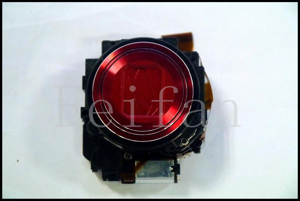 NEW Lens Zoom Unit For Nikon Coolpix S6400 S6500 Digital Camera Repair Part Red ( NO CCD )(China (Mainland))