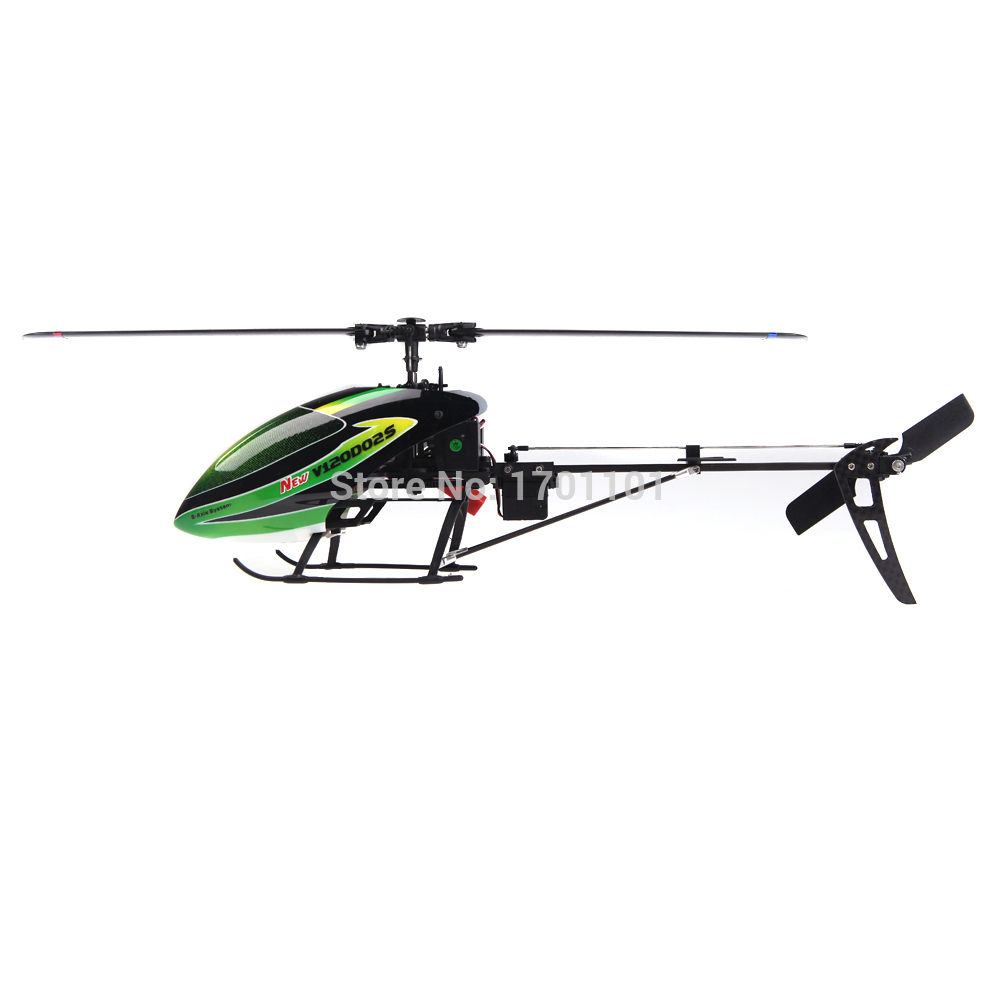 Walkera New V120D02S 2.4G 6 Axis System 6CH 3D BNF Flybarless RC Helicopter(China (Mainland))