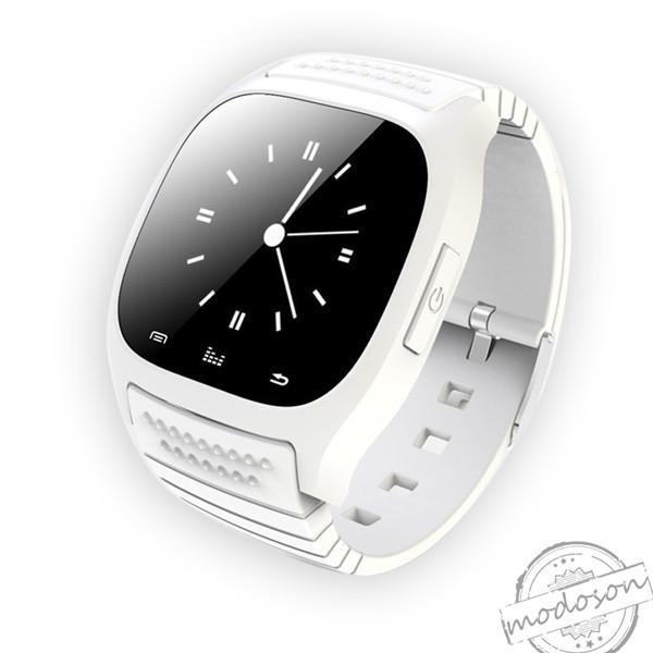 Fashion Smart Bluetooth Watch M26 with LED display / Dial / SMS Reminding / Music Player / Pedometer for Mobile Phone(China (Mainland))