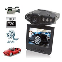 Promoting Big sale Car Dvr with Night vision + 2.5 Inch TFT Rotatable LCD Screen(China (Mainland))