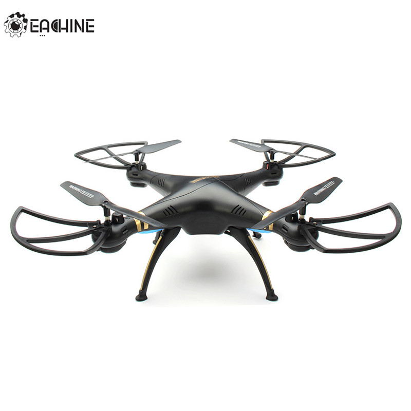 High Quality Eachine E30 2.4G 4CH 6-Axle Headless Mode LED 3D Roll One Key Return RC Quadcopter Drone Mode 2 RTF RC Helicopter