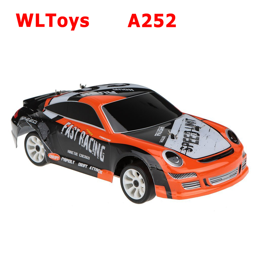 WLtoys A252 1/24 2.4G Electric Brushed 4WD RTR RC Drift Car(China (Mainland))