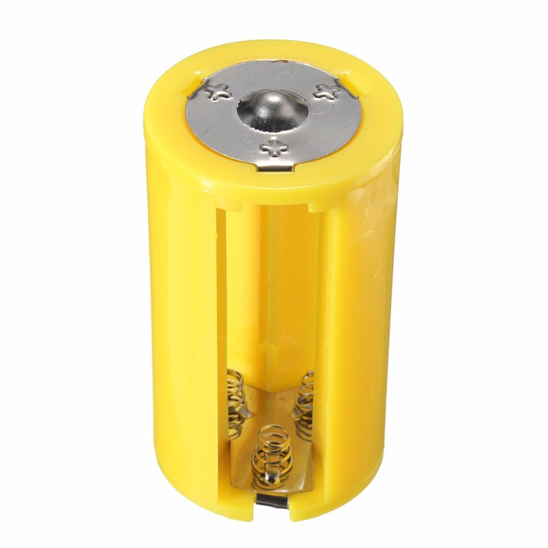 Top Selling Special Offer Parallel AA Battery Adapter Holder 1 5V Case Box Converter 3 AA
