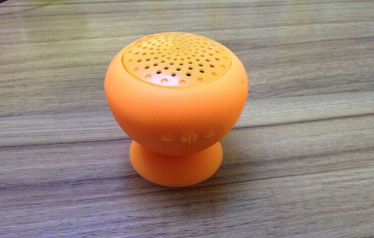 2015 New Wireless Bluetooth Speaker Waterproof Mini Portable Bluetooth Speaker Shower Speaker For Samsung S5 S6