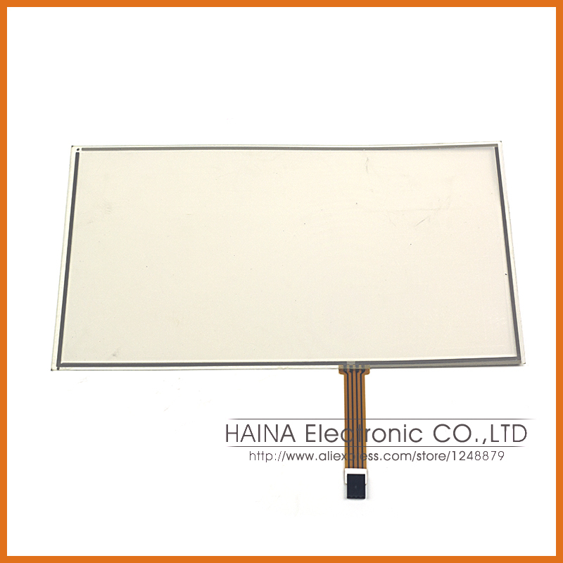 16:9 12.1 inch computer monitor touch screen panel, 4 wire resistive USB touch panel digitizer(China (Mainland))