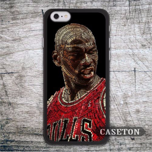 Classic Micheal Jordan Case For iPhone 7 6 6s Plus 5 5s SE 5c and For iPod 5 High Quality Basketball Fans Phone Cover
