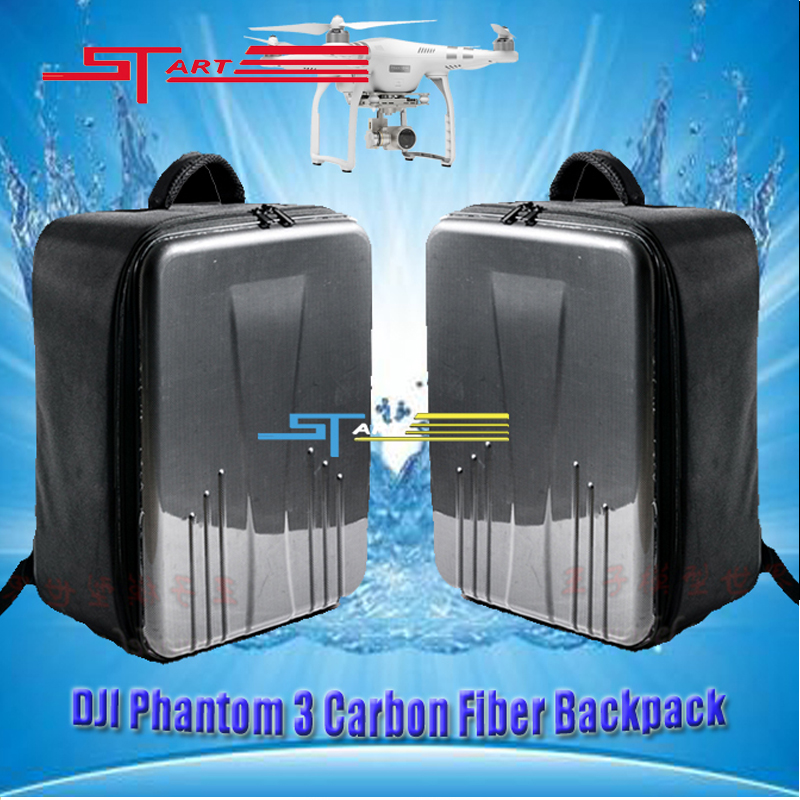 2015 DJI phantom bag backpack carbon fiber waterproof for DJI phantom 3 professional &amp; advanced drones case Drop Shipping toys<br><br>Aliexpress