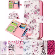 Buy Fundas iPhone 7 Flip Case Wallet Leather Phone Cases Cover iPhone 6 plus 6splus iPhone7 Case Stand Purse Cover Card Slot for $6.39 in AliExpress store
