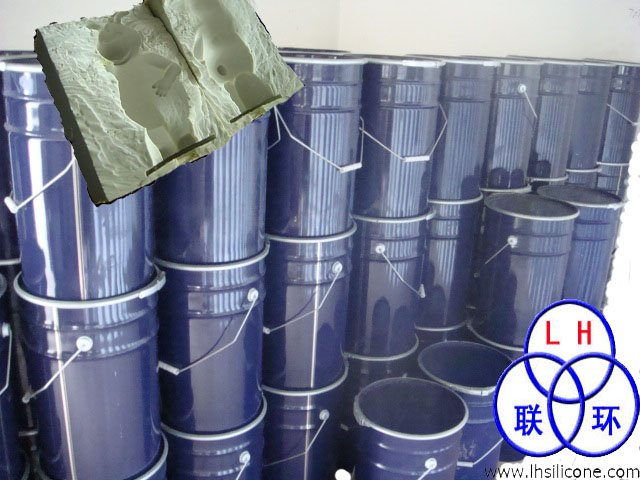 Mould silicone Rubber Liquid LH-30(China (Mainland))