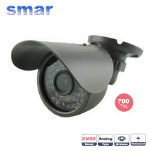 Buy Best price 700TVL CMOS 35pcs IR Infrared Day Night Waterproof Indoor / Outdoor CCTV Camera bracket Free for $16.88 in AliExpress store