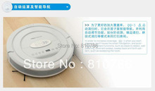 2015 New Arrival Top Grade Auto Robot Vacuum Cleaner With Ultrasonic wall Auto Recharged Remote Controller