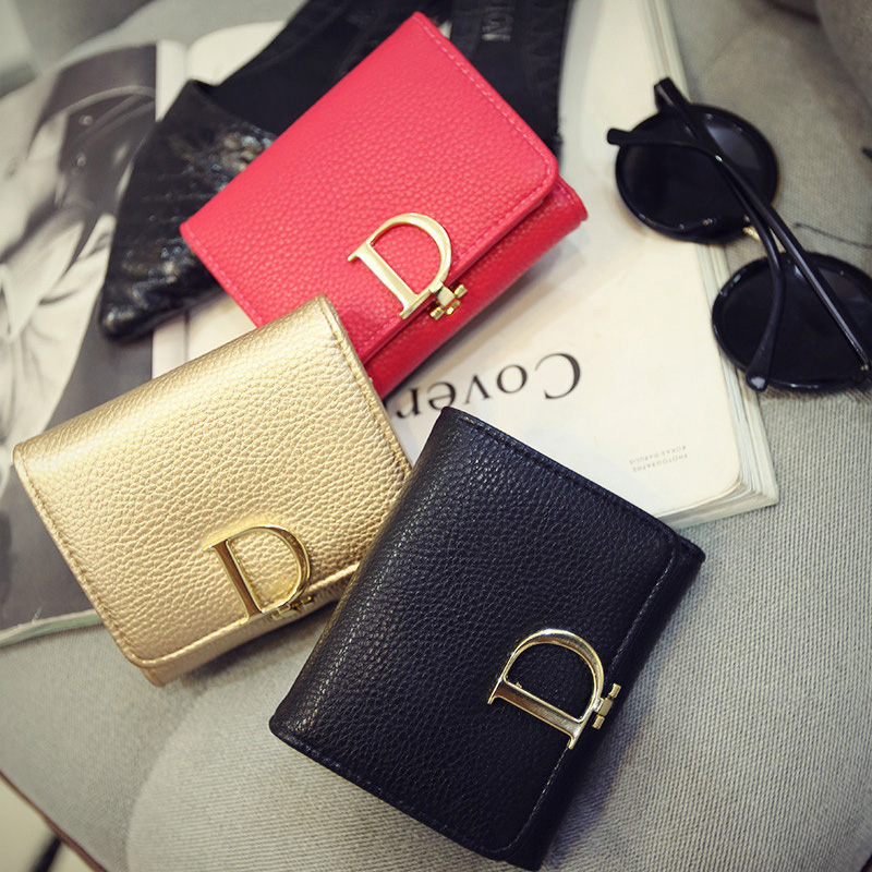 Fashion PU Women Wallet Multifunctional Zipper Long Wallet Vintage Ladies Clutch Thin Cheap Coin Purse and Wallets Card Holder(China (Mainland))
