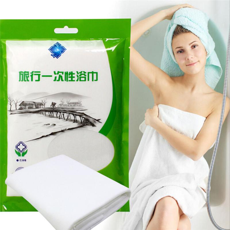 Disposable Cotton non-woven bath towel portable Travel Sugan hotels beauty dedicated towel RP1-5