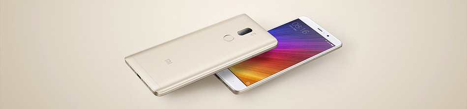 "Original Xiaomi Mi5s Plus 4GB RAM 64GB ROM smartphone 5.7"" Snapdragon 821 Mi 5s Plus Phones"
