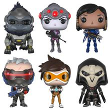 Buy Original OW Funko POP Tracer/Widowmaker/Reaper/WINSTON/SOLDIER:76 Action Figure OW Collection Model kids Toys Gifts FW140 for $5.62 in AliExpress store