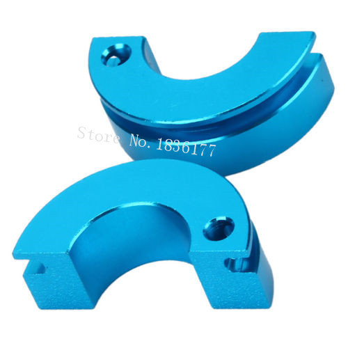 HSP 122273 02048 Aluminum Clutch Shoe Spring Blue for 1/10 RC Model Car Upgrade Parts CNC 94122 XSTR POWER(China (Mainland))