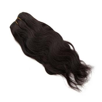 Malaysian Natural Wave Hair Extensions Virgin Malaysian Hair Weaves #2 Darkest Brown 100g/pc 18-30 inch