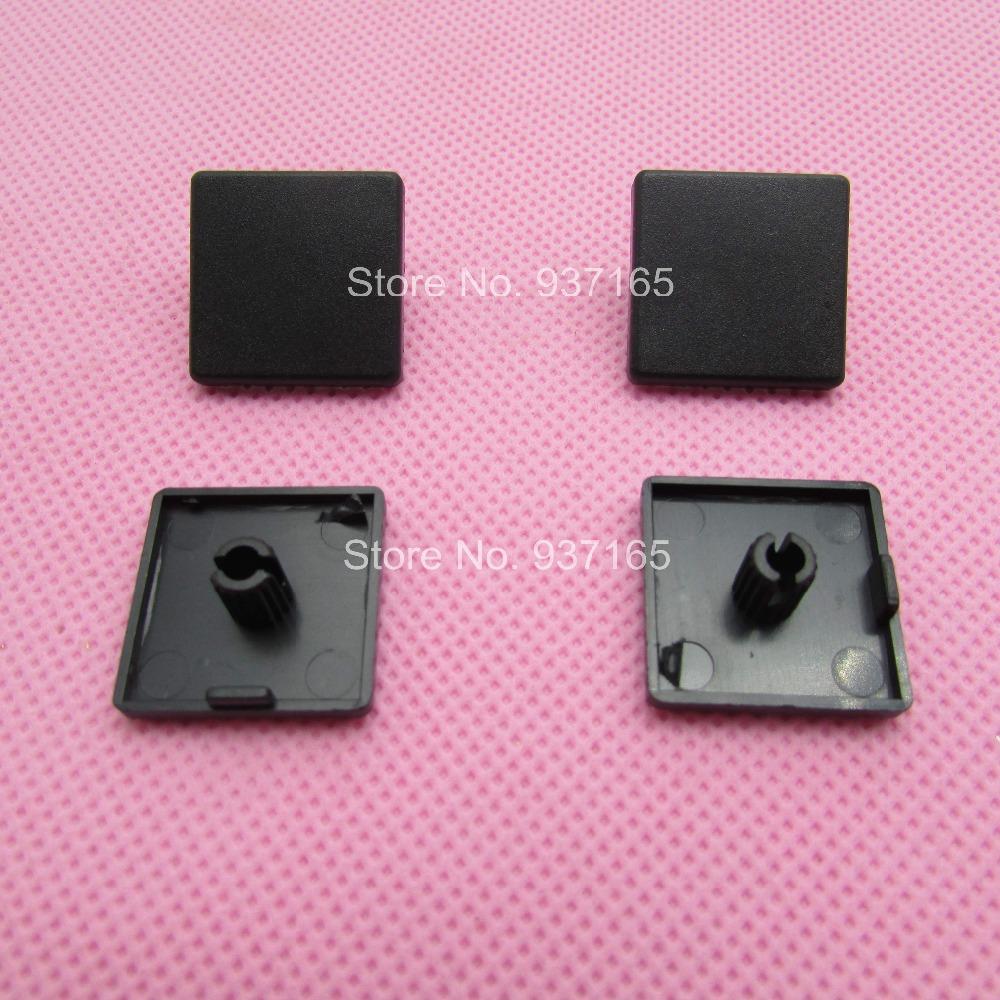 Гаджет  Plastic ABS Aluminum Profile Accessories End Cap Black 2020 2040 3030 3060 6060 4040 4080 8080 4545 4590 9090 50100 5050 100100 None Строительство и Недвижимость
