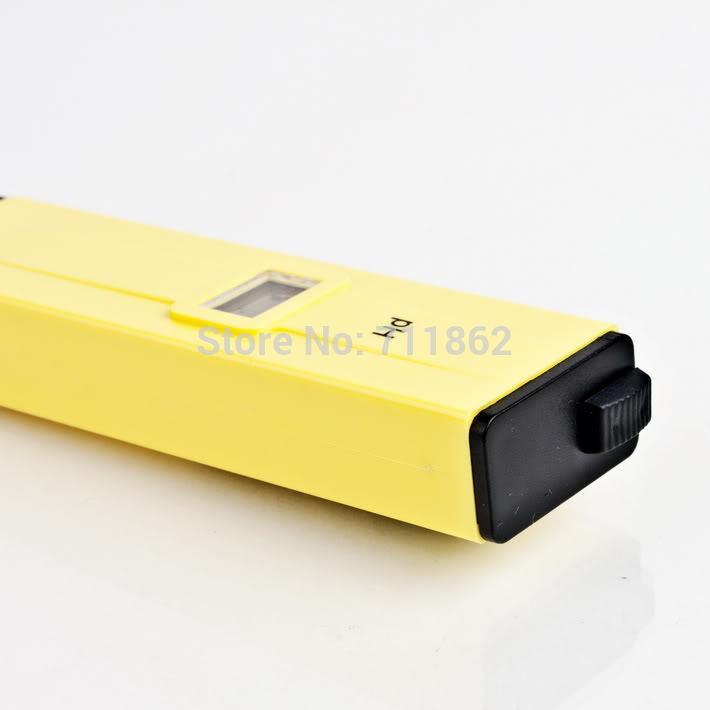 Pocket Pen Water PH Meter Digital Tester PH 009 IA 0 0 14 0pH for Aquarium