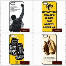 Buy Rocky Balboa Motivational Words Cover case iphone 4 4s 5 5s 5c 6 6s plus samsung galaxy S3 S4 mini S5 S6 Note 2 3 4 DE1070 for $2.15 in AliExpress store