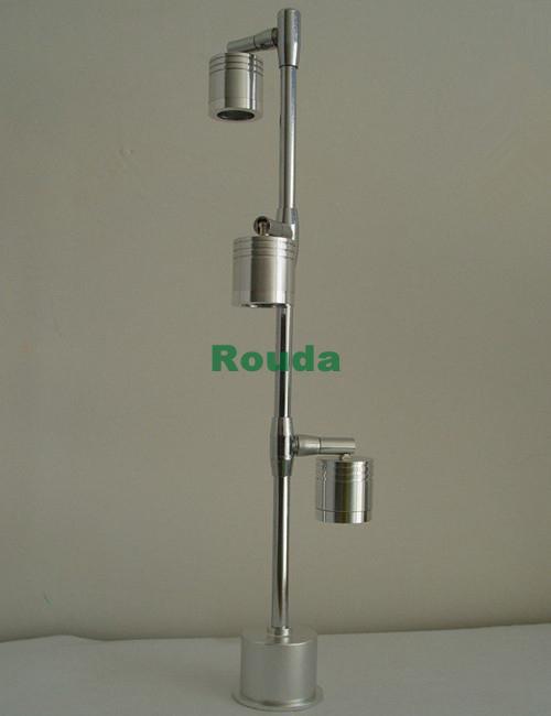kitchen cabinet ikea 3w Jewelry desk lamp taiwan led chips 120lm/w led spotlight high brightness <br><br>Aliexpress