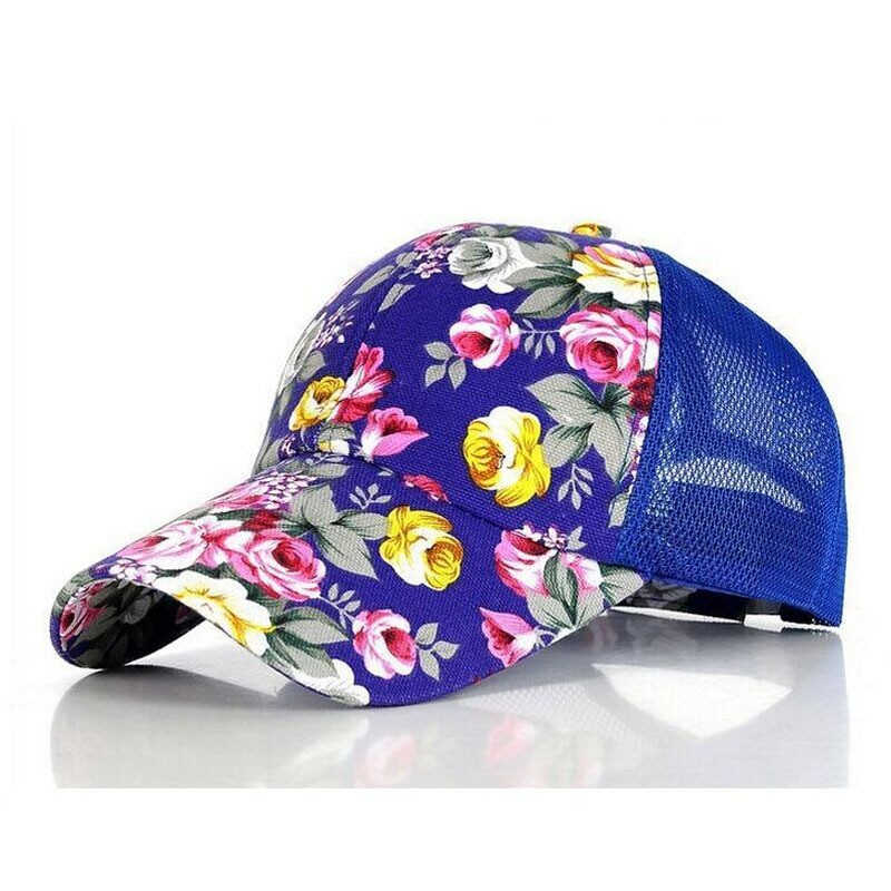 The-new-female-floral-hat-baseball-cap-mesh-cap-spring-and-summer-sports-and-leisure-sun (3)