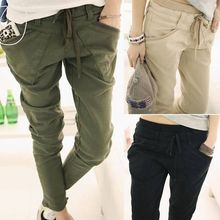 Women Casual Stretchable Pants Fashion Skinny Pencil Pants PE3128(China (Mainland))