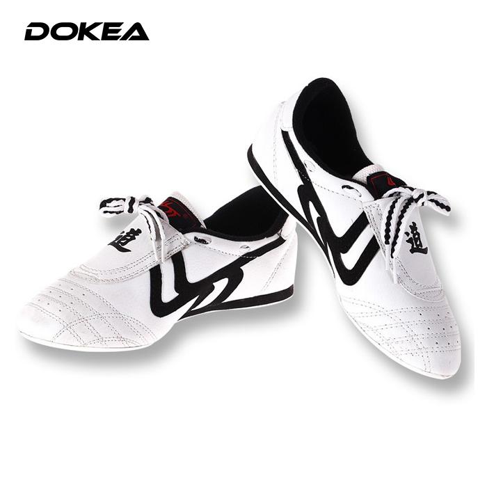 Adults Children Taekwondo Shoes Men Wear Breathable Training Taekwondo Shoes Tendon At The End Y10398