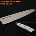 original scu0085 7 Inch Japanese Chef Knife vg10 Cleaver imported damascus steel professional for chef master