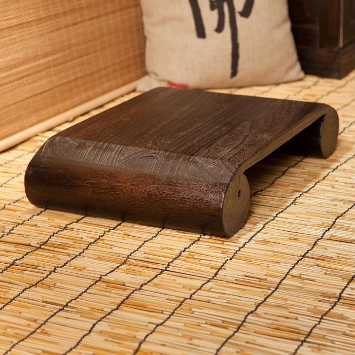 Tong burning wood and room chairs / foot / kang couch / meditation stools / tatami cushion / bay window kang table low couch(China (Mainland))