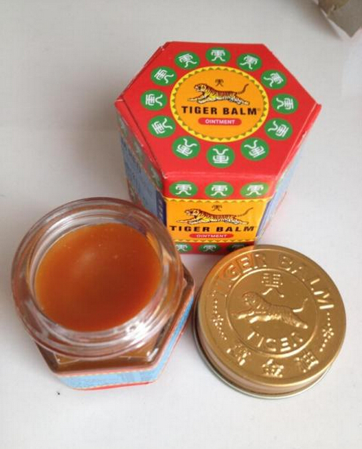 19.4g Tiger Bbalm Red Ointment, Essential Balm, Insect Bite, Extra Strength Pain, Relief Arthritis Joint Pain, Massage For Pain(China (Mainland))