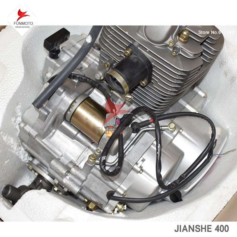 Купить WHOLE ДВИГАТЕЛЬ JIANSHE 400 ATV МОДЕЛЬ ЗОВУТ JS386/JIANSHE400CC СМЕЩЕНИЕ